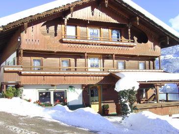 Holiday apartment Brandnerhof