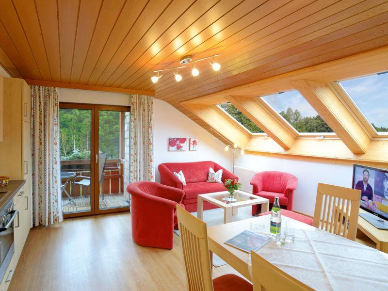 Ferienwohnung Lautertal im Landhaus Anja
