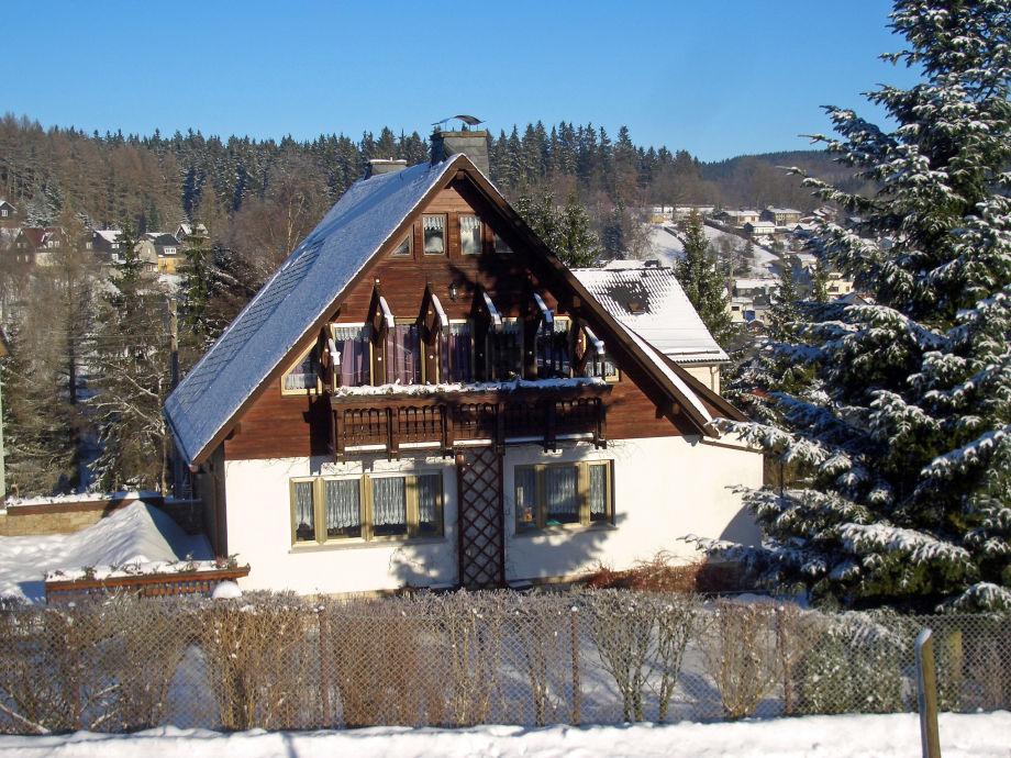 Ferienwohnung Reifbergblick mit Balkon