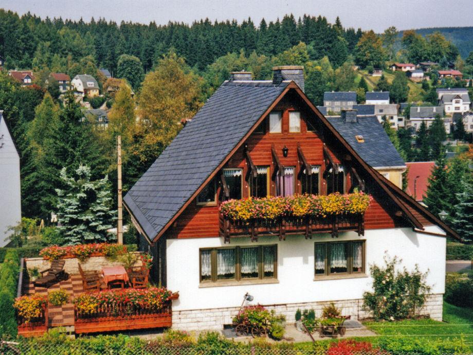 Ferienwohnung Reifbergblick Sommer Südseite
