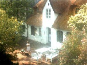 Ferienhaus an der Nordsee Reetdachhaus