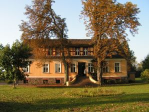 Holiday apartment Gut Netzow on the lakeside