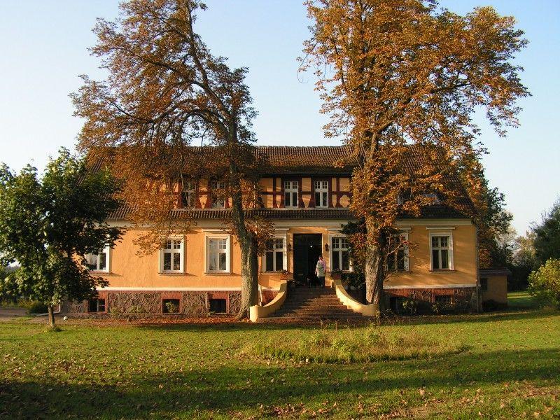 """Ferienwohnung """"Kornspeicher"""" auf dem Gut Netzow am See"""
