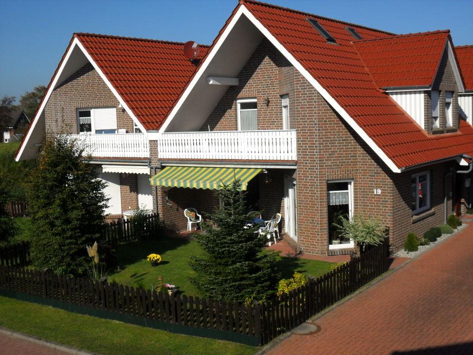 Haus mit der Ferienwohnung