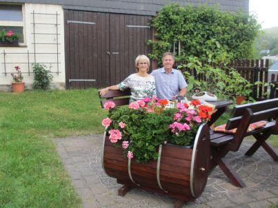 Ihr Gastgeber Annette & Heiner Leonhardt