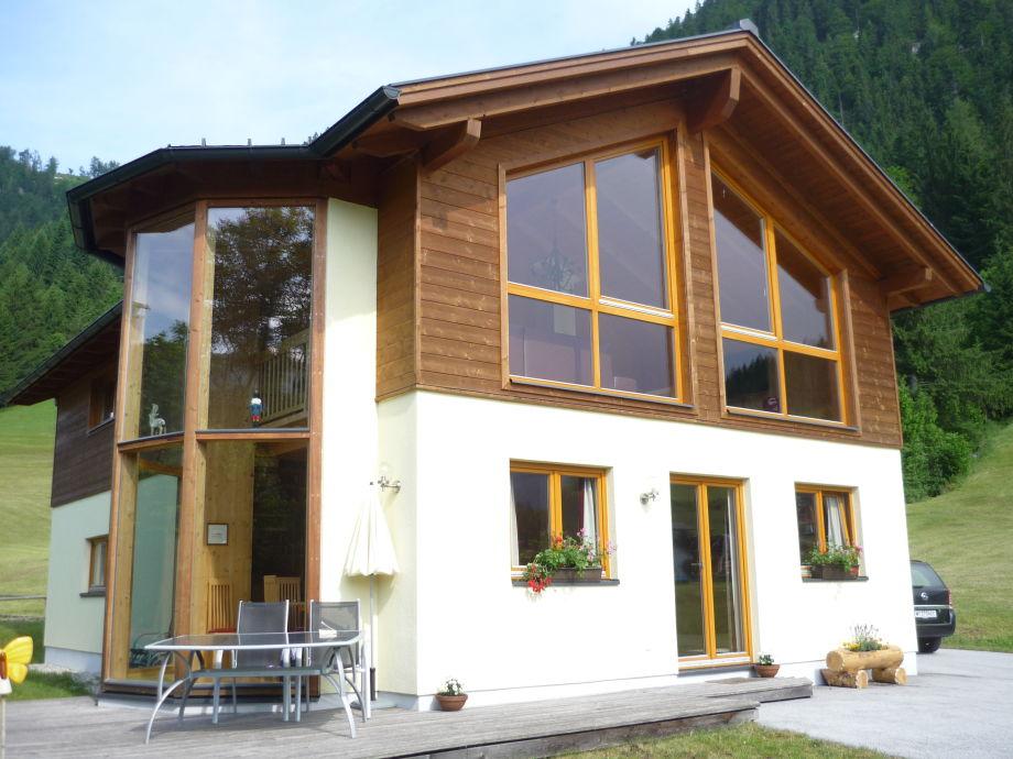 Skiblickhaus in Sommer