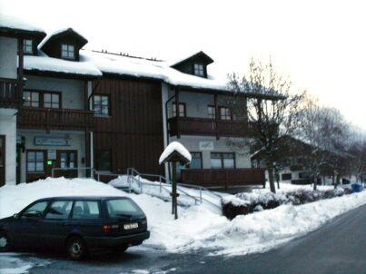 im Aparthotel  Zwiesel
