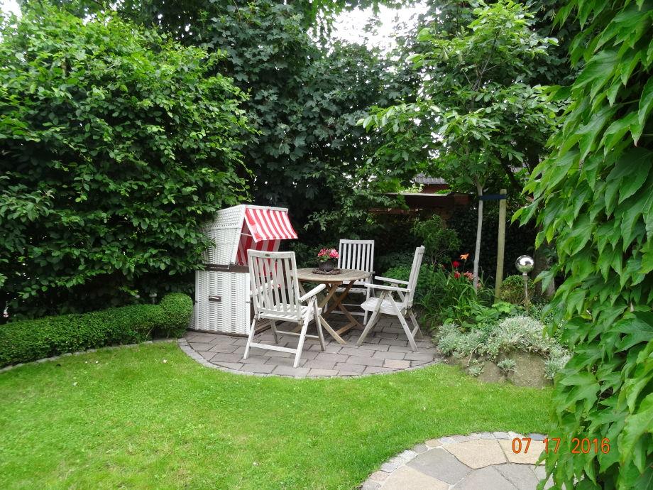 Ihr Sitzplatz im Garten