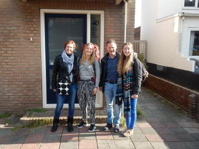 Ihr Gastgeber Jolanda van Amstel-Doets
