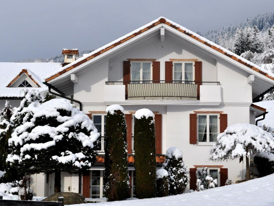 Ferienwohnung Sybille - Balkon
