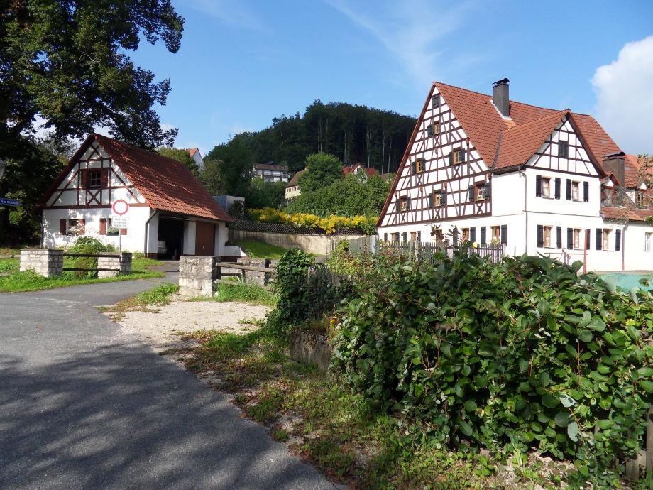Unser fränkisches Bauernhaus