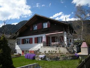 Ferienhaus Holz Chalet mit 6 Betten