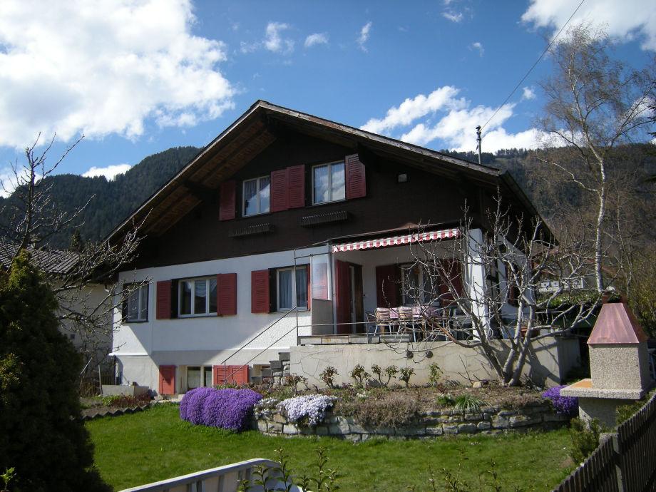 Außenaufnahme Swisschalet with 6 beds