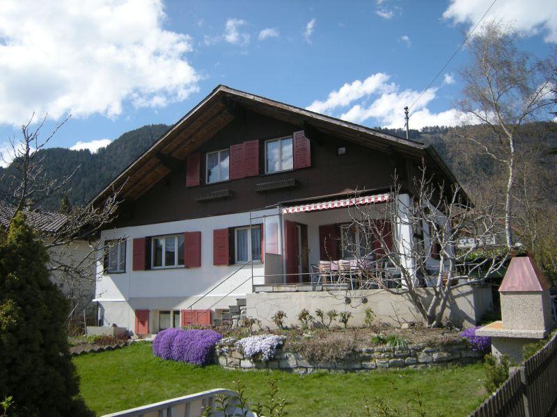 Ferienhaus Holz Chalet