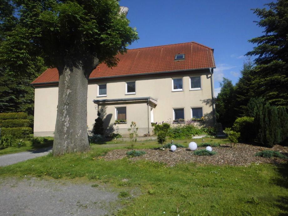 unser Ferienhaus in Alleinlage mit großem Grundstück