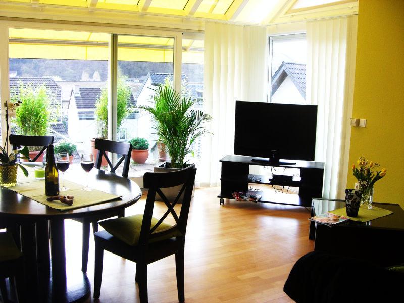 "Holiday apartment ""Pfarrwingert"" Villa Näkel-Pfarrwingert"