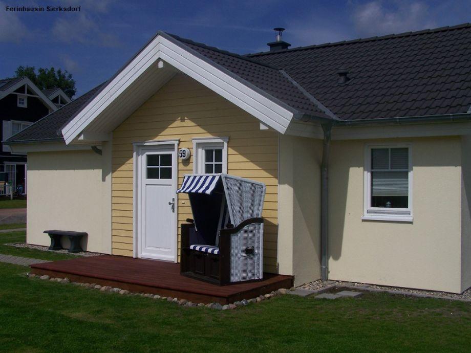 Ferienhaus in Sierksdorf Lübecker Bucht