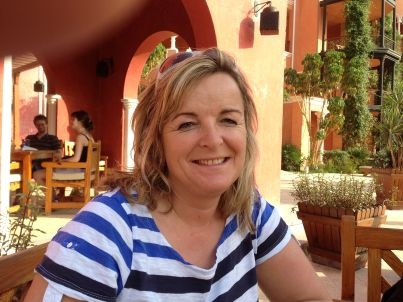 Ihr Gastgeber Gabi Hechenblaikner