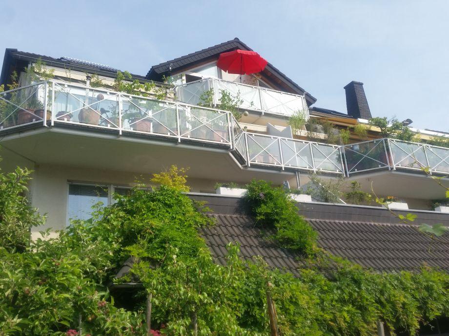 Ferienvilla mit 3 Appartements