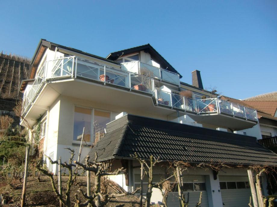 Ferienvilla Näkel am Rotweinwanderweg