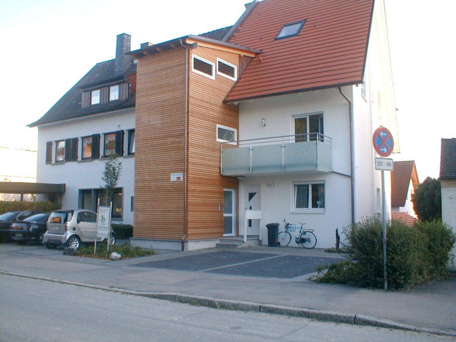 Haus Eingangsseite