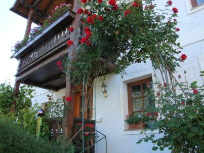 """""""Dachsteinblick"""" im Haus am Attersee"""