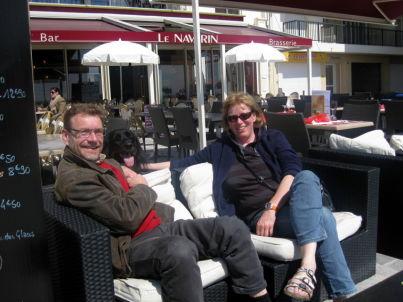 Ihr Gastgeber Thomas und Karin Schneider