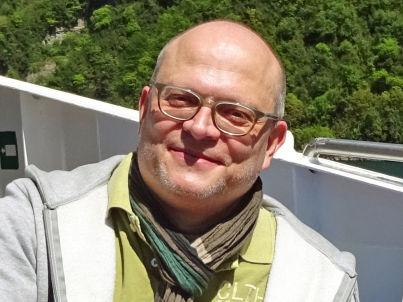 Ihr Gastgeber Thomas Riegelein