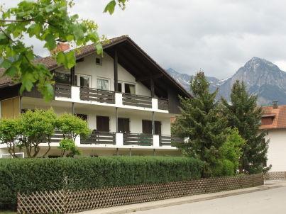 Ferienwohnung Peukert mit Bergbahnen  in Oberstdorf