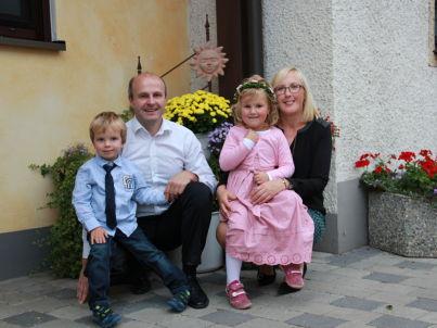 Ihr Gastgeber Shanna und Manfred Strehle