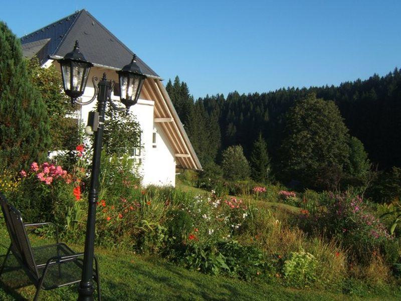 Ferienwohnung Landhaus Naturgarten