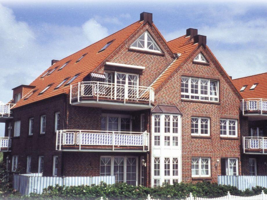 Haus Juist, Billstr.24b,Wo.Nr.3 lks unten EG,Wattenmeer
