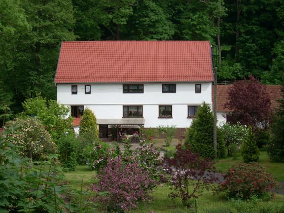 Ferienwohnung Haus am Fischbach Rennsteig Gr Inselsberg