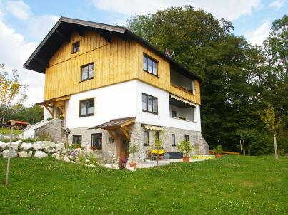 Almrausch in der Villa Schönblick