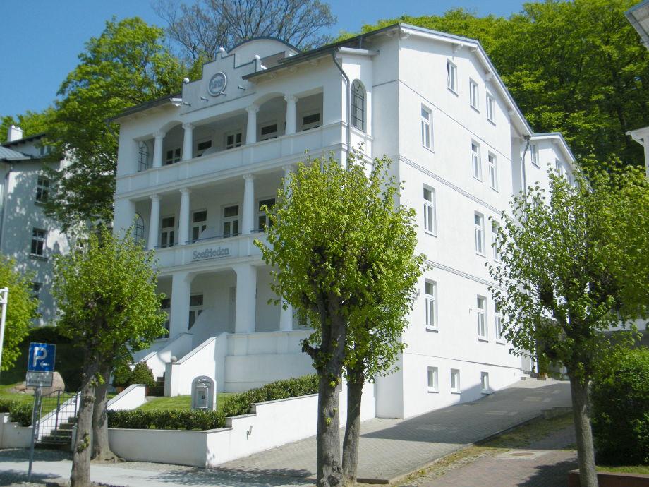 Villa Celia Außenansicht