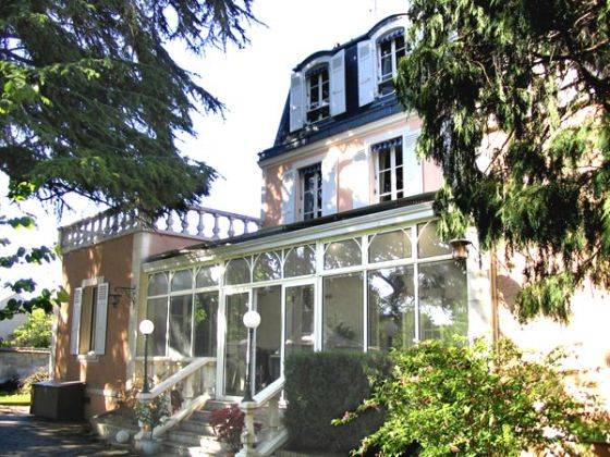 Ferienwohnung le jardin secret paris disneyland - Maison jardin toulouse location saint denis ...