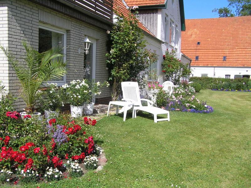 Ferienwohnung Vierjahreszeiten Landsitz