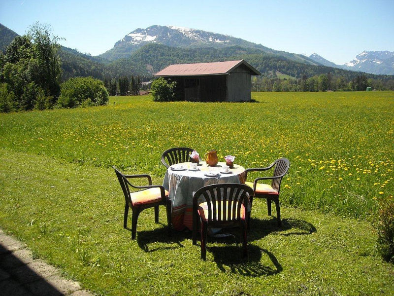 Holiday apartment Alpenglüh'n