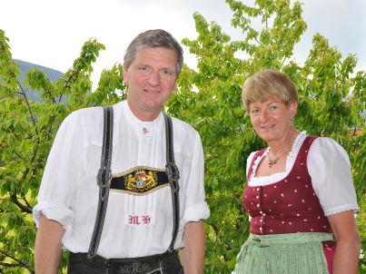 Ihr Gastgeber Marlen Höflinger