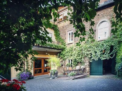 im Ferienhaus Schwaab-Scherr