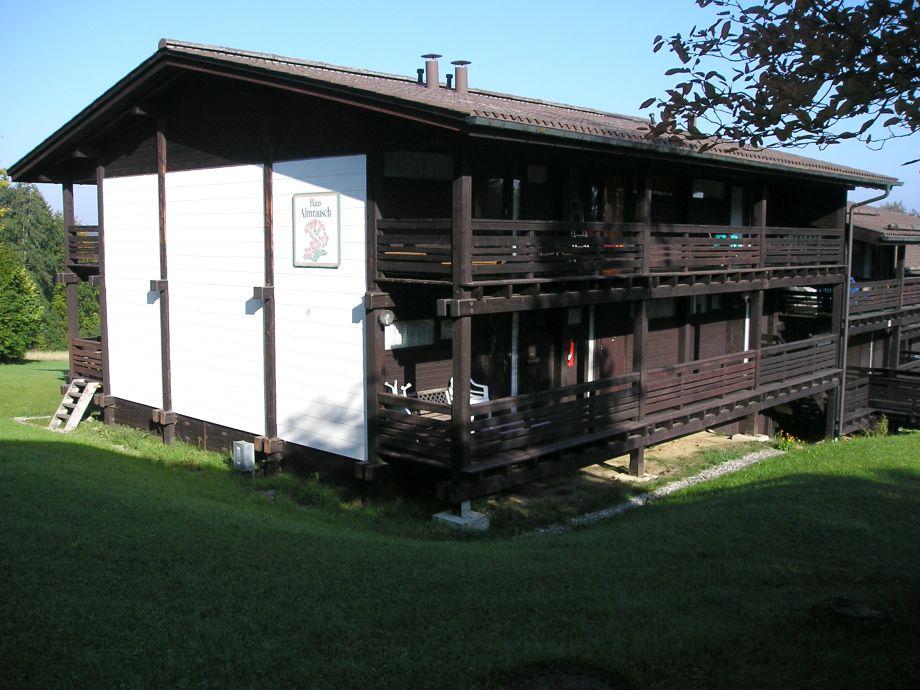 Das Feriereihenhaus