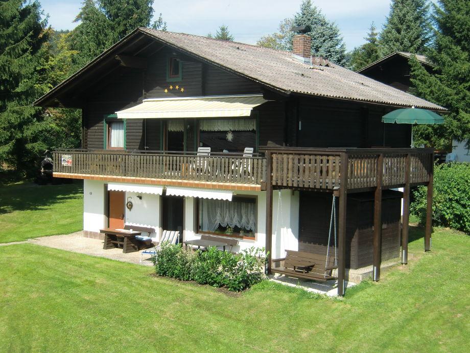 Haus 14 mit Panoramabalkon