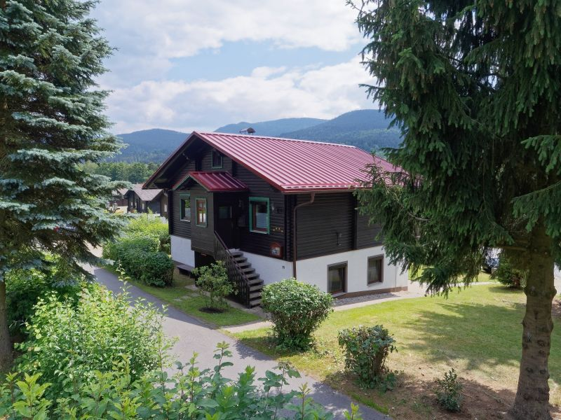 Ferienwohnung 14 mit Panoramabalkon und Seeblick
