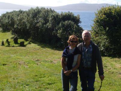 Ihr Gastgeber Clara und Christoph Laeis