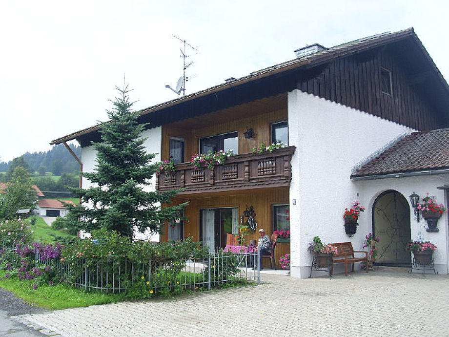Ferienwohnung Rothkopf im schönen Hohenau