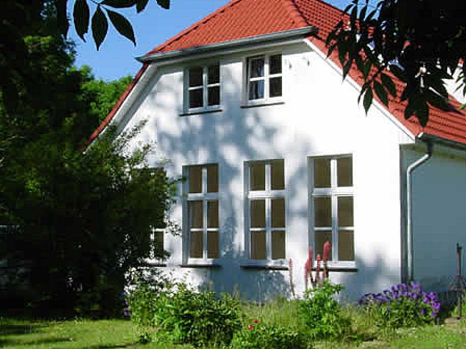 Haus Rethra: das ehemalige Schulhaus in Banz