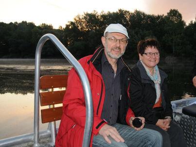 Ihr Gastgeber Fritz und Rosemarie Beyer