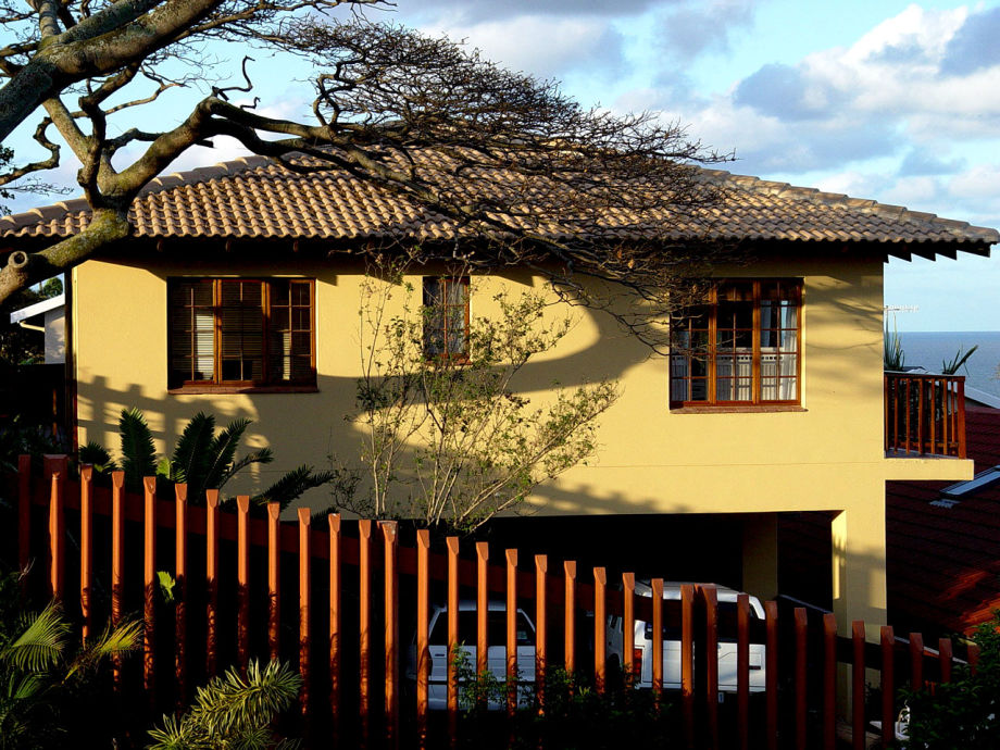 Außenaufnahme Umbrella Tree House