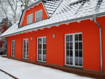 Holiday house at the Dike in Prerow on the Baltic Sea