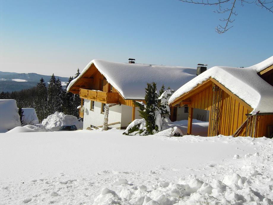 Winter in  Waldhaus